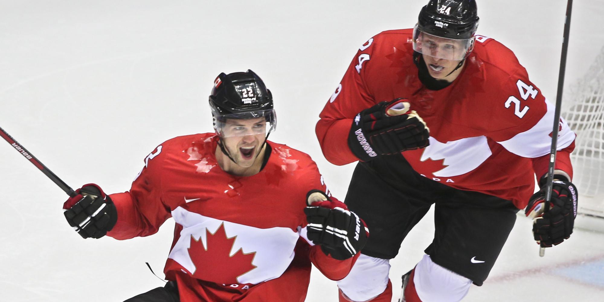 Da! Da! Canada!